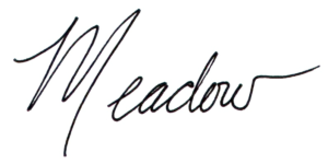 Meadow Signature
